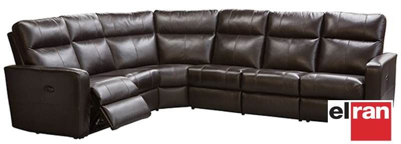 Elran Reclining Sectional