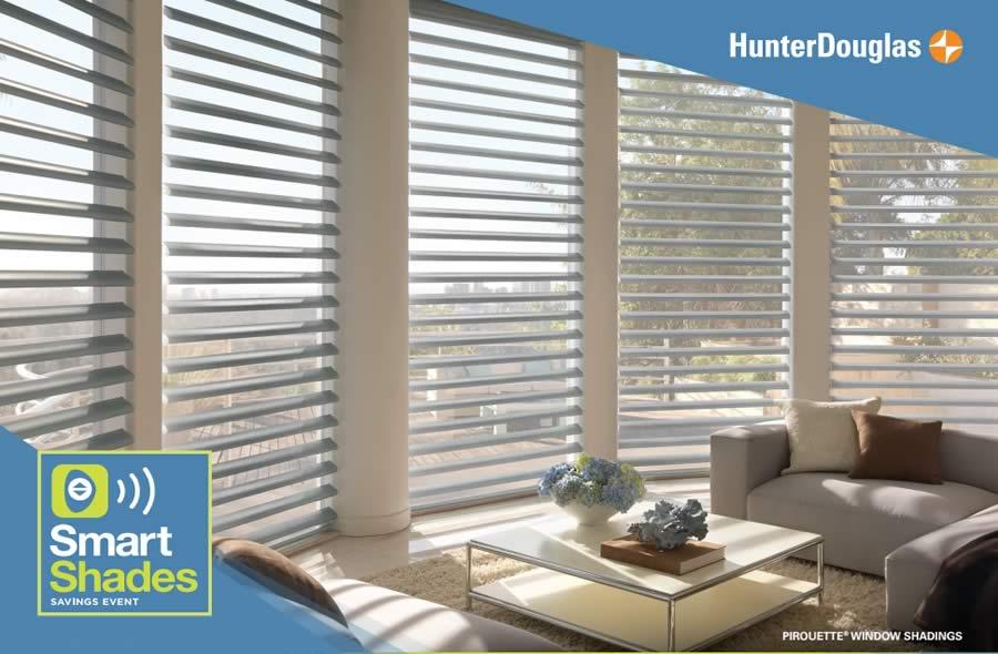 Hunter Douglas Modern Living Smart Savings