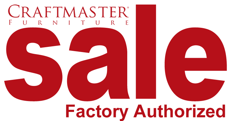 Craftmaster Factory Authorized Sale Banner
