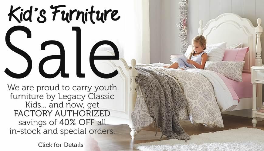 Kid's Furniture Sale