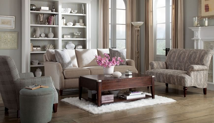 Craftmaster Living Room Furniture