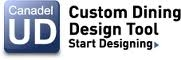 Canadel UDesign Custom Dining Furniture